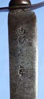 english-17th-century-naval-hanger-sword-7