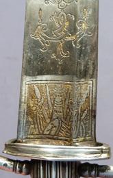 french-1760-silverhilt-hanger-10