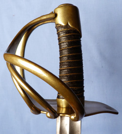 French Dated 1831 Heavy Cavalry Cuirassier Trooper's Sword