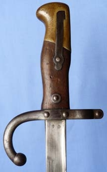 French Model 1874 Bayonet – St. Etienne – 1877