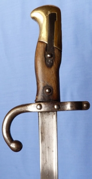 French Model 1874 Bayonet – Paris Oudry Maker