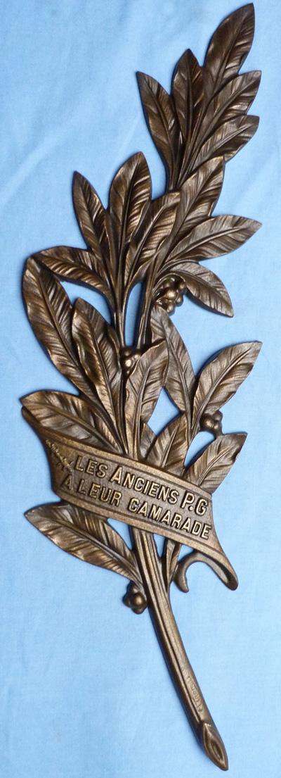 french-ww1-bronze-laurel-leaf-1