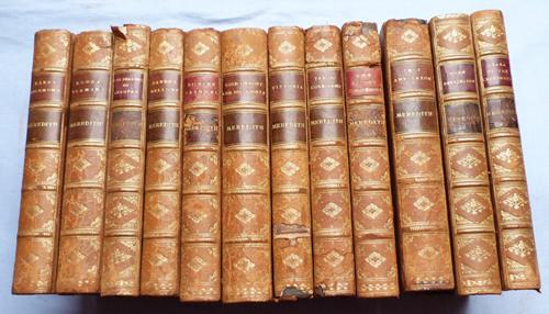 george-meredith-books-1