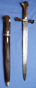 german-1700-staghorn-hunting-sword-2