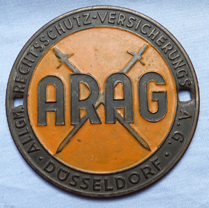 german-arag-vintage-badge-1