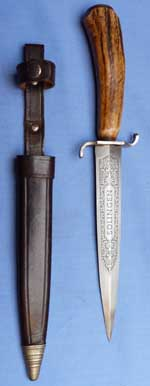 Imperial German Solingen Ww1 Trench Knife