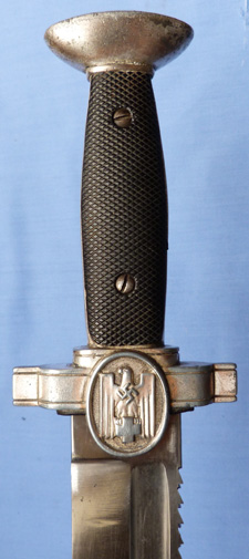 German WW2 Red Cross EM Hewer Dagger
