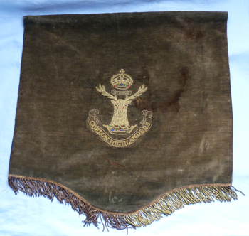 gordon-highlanders-banner-1