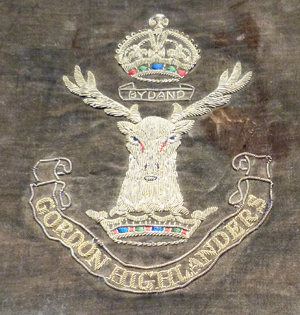 gordon-highlanders-banner-2