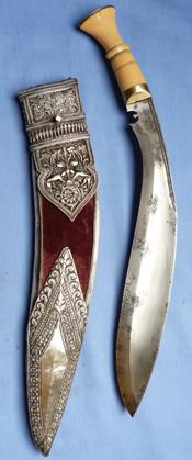 gurkha-silver-mounted-kukri-2