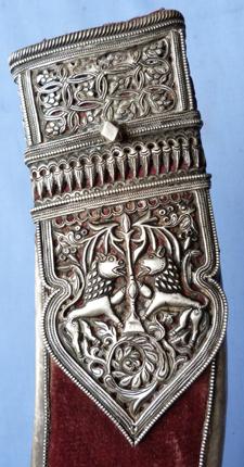 gurkha-silver-mounted-kukri-9