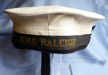 hms-raleigh-seamans-cap-1
