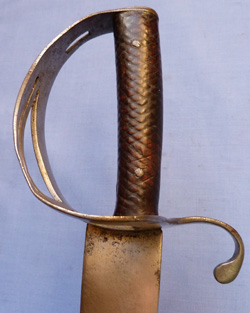 Indian 19th Century Cavalry Trooper's Sword