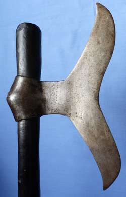 C.1700′s Indian Bulova Warrior's Axe
