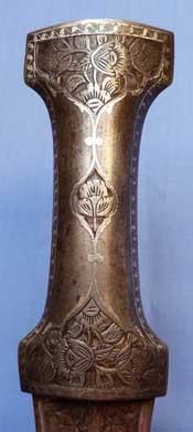 indo-persian-silver-dagger-3