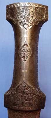 indo-persian-silver-dagger-4