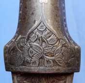 indo-persian-silver-dagger-5