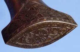 indo-persian-silver-dagger-7