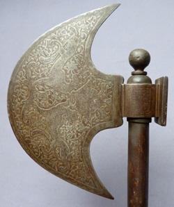 indo-persian-war-axe-3