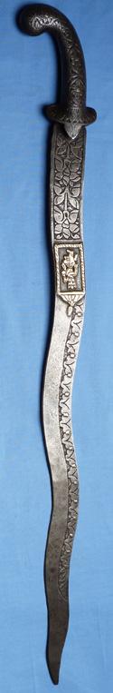 indo-persian-wavy-blade-sword-1