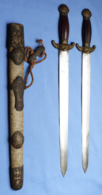 large-chinese-19th-century-jian-double-swords-2