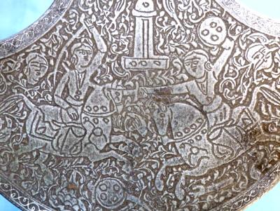 large-indo-persian-war-axe-7