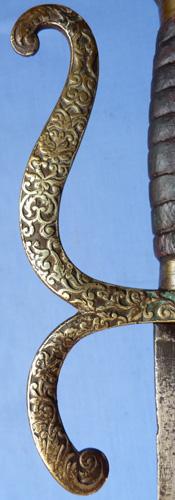 late-17th-century-hanger-sword-5