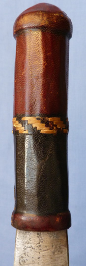 20th Century African Masai Warrior's Dagger