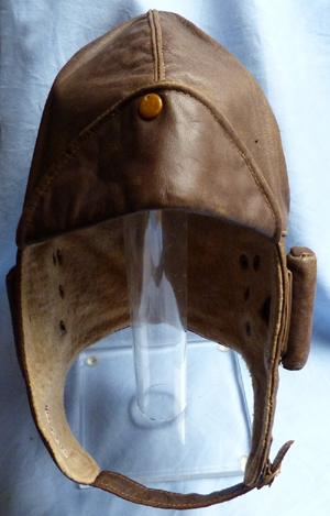named-ww1-royal-flying-corps-flying-helmet-1