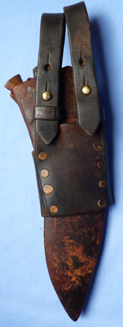 nepalese-ww2-kukri-and-scabbard-9