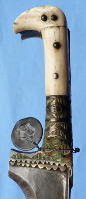 19th Century Indian Pesh Kabz Dagger #1 – British Museum?