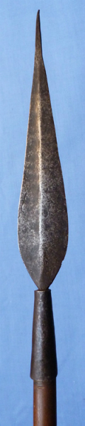 Antique Phillipine Moro Warrior's Spear