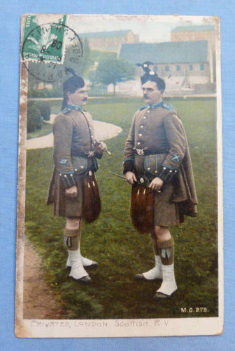 scottish-army-postcard-1