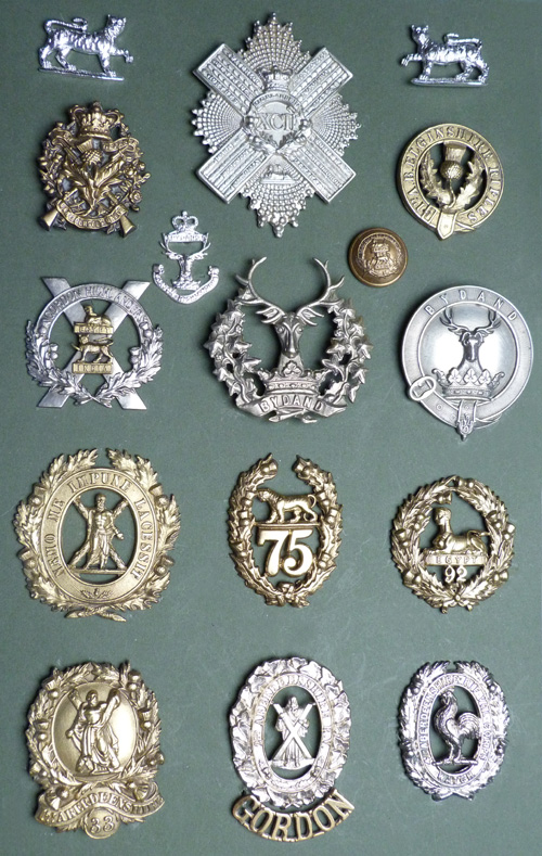 scottish-collection-of-badges-1