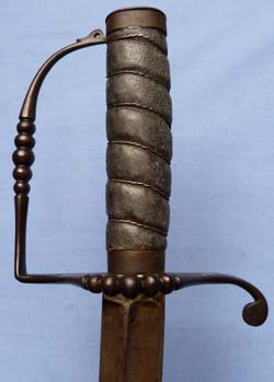 scottish-english-1780-infantry-officers-sword-2