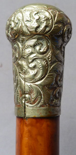 sherwood-foresters-swagger-stick-3