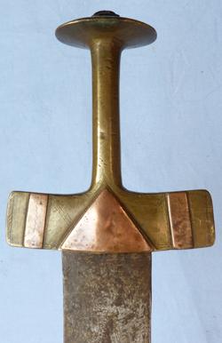 sudanese-brass-kaskara-sword-2