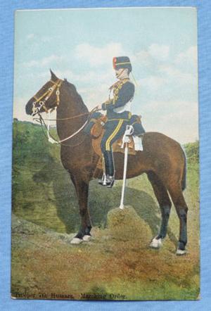 the-british-army-vintage-postcard-3