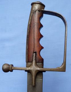 turkish-19th-century-cavalry-sword-4