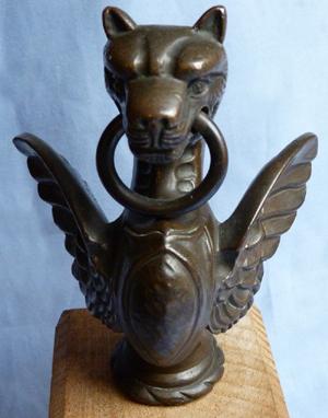 vintage-bronze-griffin-car-mascot-2