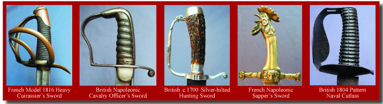 Harvey Withers Antique Swords