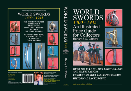 15 Used Copies – World Swords 1400-1945 – An Illustrated Price Guide for Collectors
