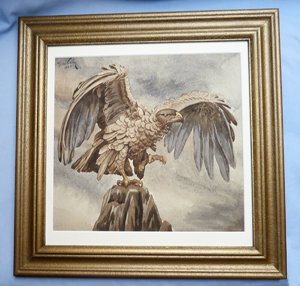 ww2-eagle-watercolour-painting-1