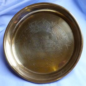 ww2-royal-tank-regiment-brass-dish-1