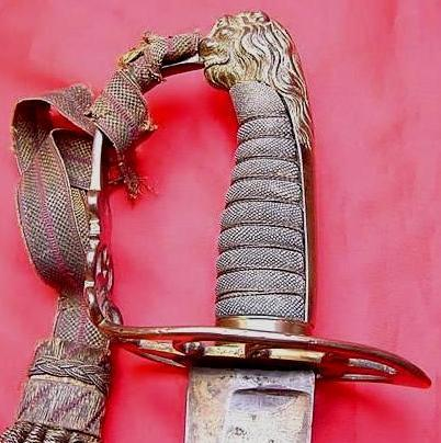 British 1803 Pattern Infantry Officer Sword