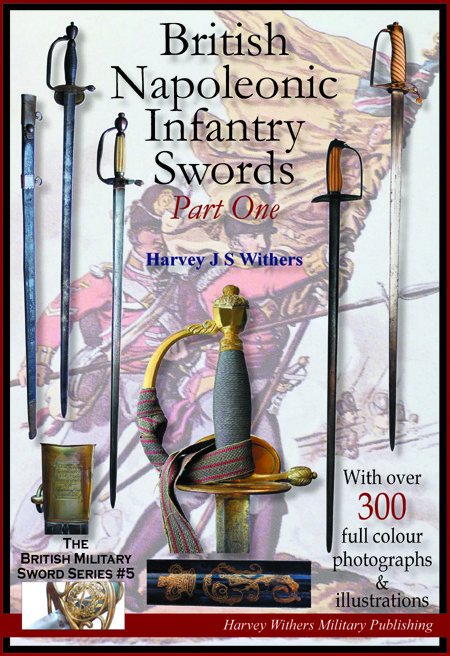 BRITISH NAPOLEONIC INFANTRY SWORDS 1