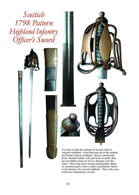 BRITISH NAPOLEONIC INFANTRY SWORDS PART ONE-10