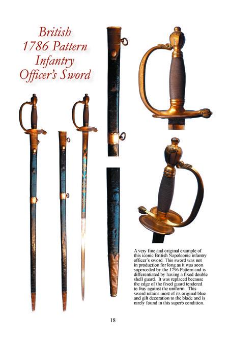 BRITISH NAPOLEONIC INFANTRY SWORDS PART ONE 5