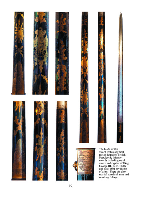 BRITISH NAPOLEONIC INFANTRY SWORDS PART ONE 6