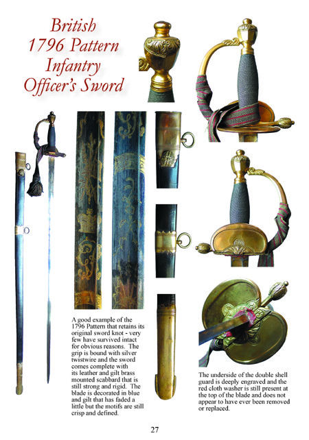 BRITISH NAPOLEONIC INFANTRY SWORDS PART ONE 8